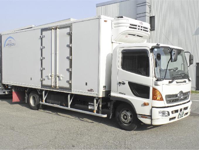 冷凍冷蔵車・4t